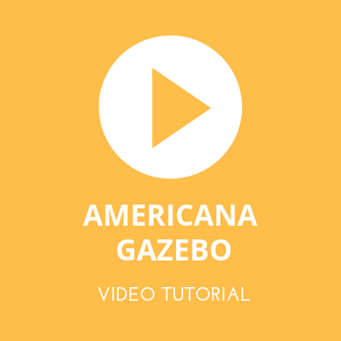 Tutorial Americana Gazebo