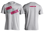 TEAM KROEZE T-shirt - Gray