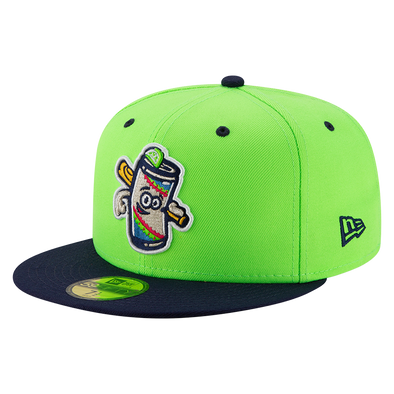 Durham Bulls New Era 2020 Cervezas de Durham On-Field Fitted 5950