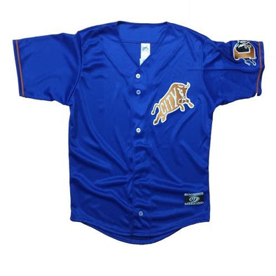 Durham Bulls Alternate Bull City On-Field Replica Jersey
