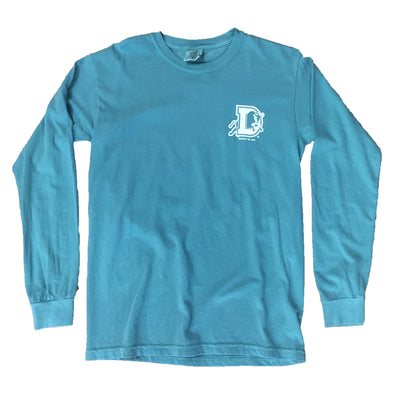 Durham Track Long Sleeve T-shirt