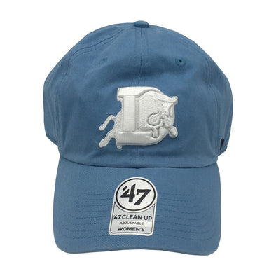 Durham Bulls 47 Brand Womens Columbia Clean Up