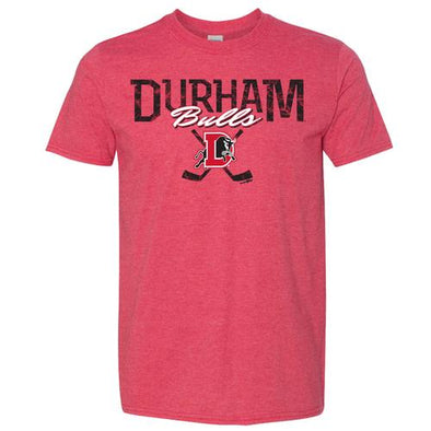Durham Bulls Hockey Softstyle T-Shirt