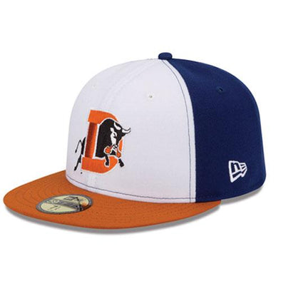 Durham Bulls New Era Alternate Retro On-Field Fitted 5950