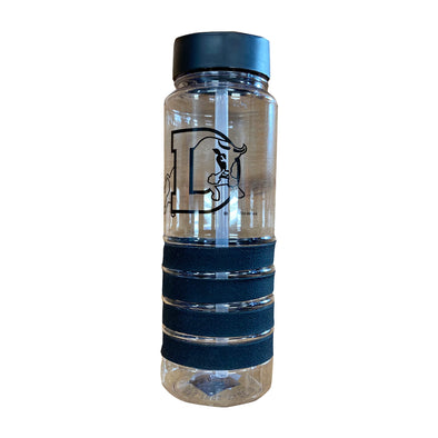 Durham Bulls Clear Water Bottle