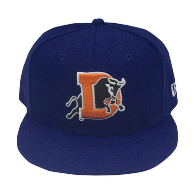 Durham Bulls New Era Home On-Field Fitted 5950