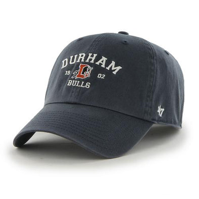 Durham Bulls 47 Brand 1902 Original Clean Up