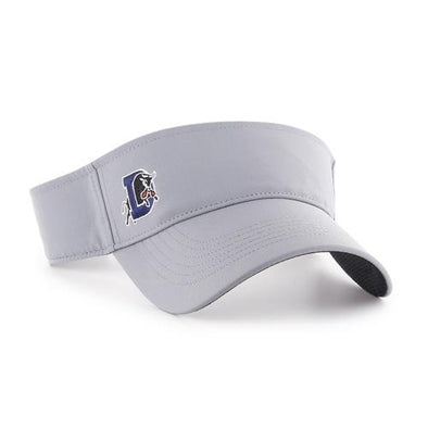 Durham Bulls 47 Brand Repetition Visor