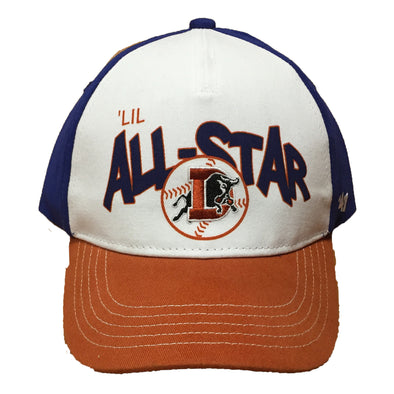 Durham Bulls Toddler Lil All Star Cap