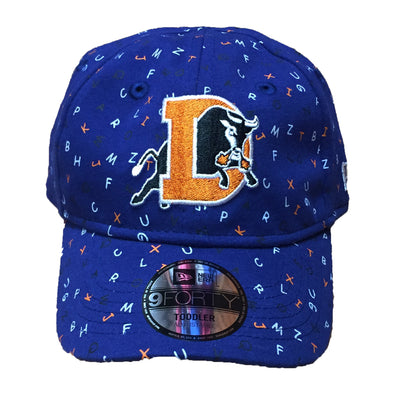Durham Bulls Toddler ABC 940 Cap