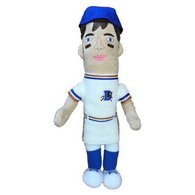 Bull Durham Crash Davis Doll
