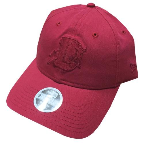 Durham Bulls New Era Womens Preferred Dark Rose Cap