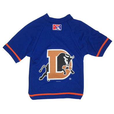 Durham Bulls Pet Royal Jersey