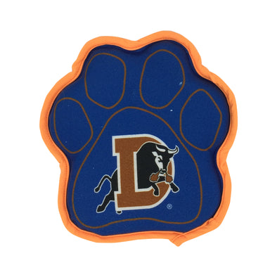 Durham Bulls Pet Squeaky Toy