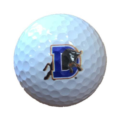 Durham Bulls Golf Ball