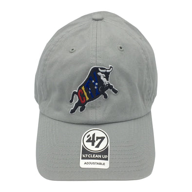 Durham Bulls 47 Brand Storm Bull City Clean Up
