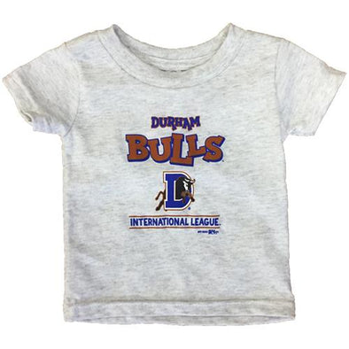 Durham Bulls Infant Bumpy T-Shirt
