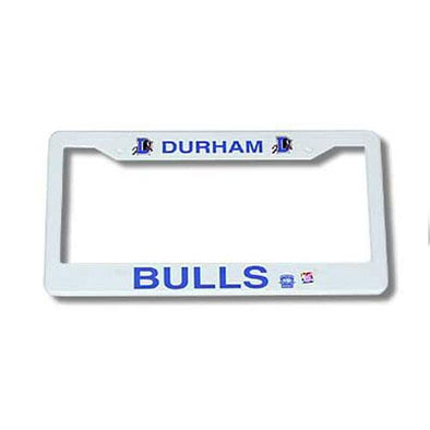 Durham Bulls License Tag Frame