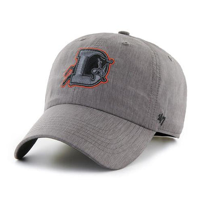 Durham Bulls 47 Brand Fury Clean Up