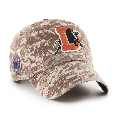 Durham Bulls 47 Brand Digi Camo Clean Up