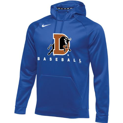Durham Bulls Nike Royal Therma Sweatshirt