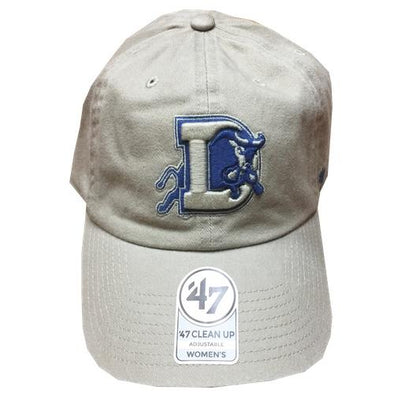 Durham Bulls 47 Brand Womens Port Clean Up