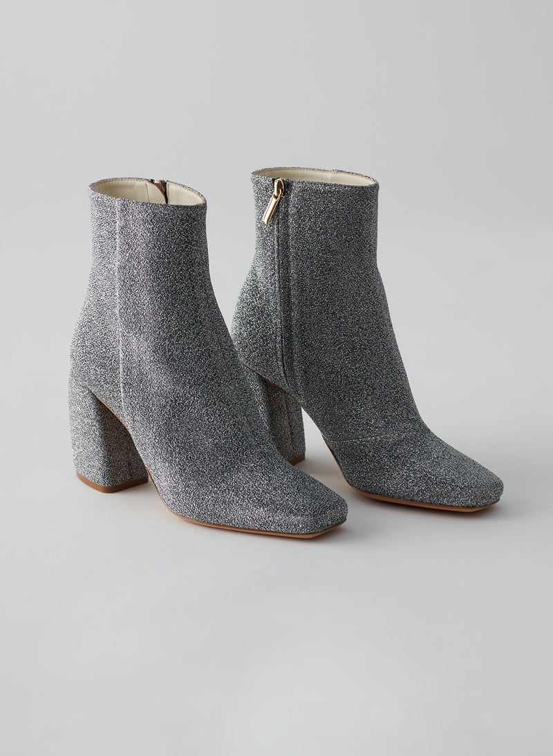 Bronson Boot Silver-3
