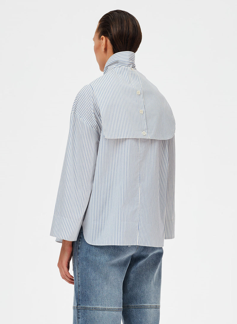 Jacob Stripe Flap Shirt Jacob Stripe Flap Shirt