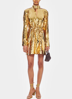 Short Sequin Dress Short Sequin Dress