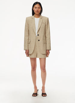 Linen Tweed Short Linen Tweed Short