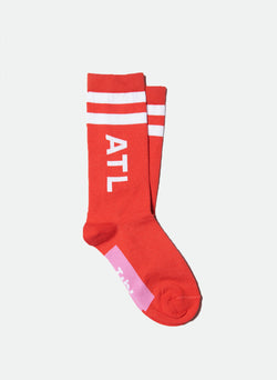 Airport Socks ATL Multi-1