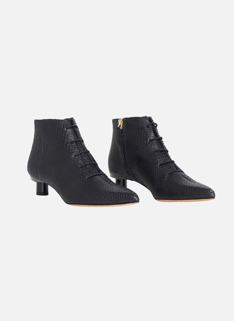 Asher Bootie Black-7