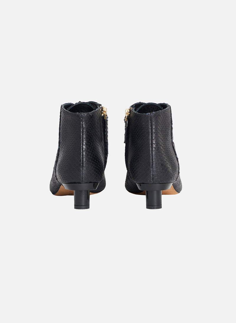 Asher Bootie Black-8