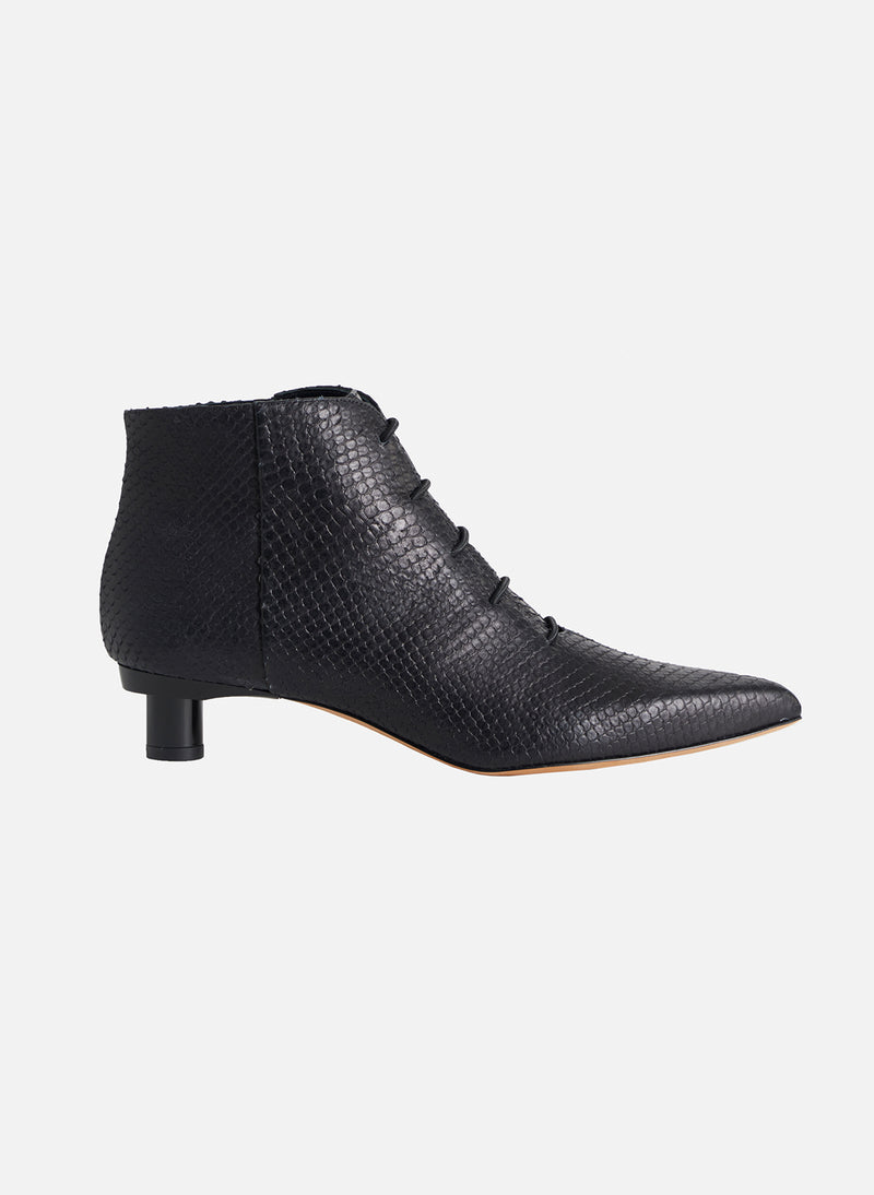 Asher Bootie Black-9