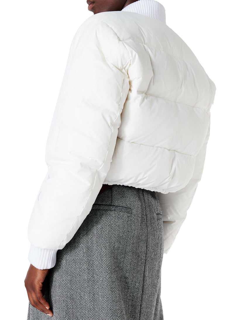 Gus Cropped Reversible Jacket White-3