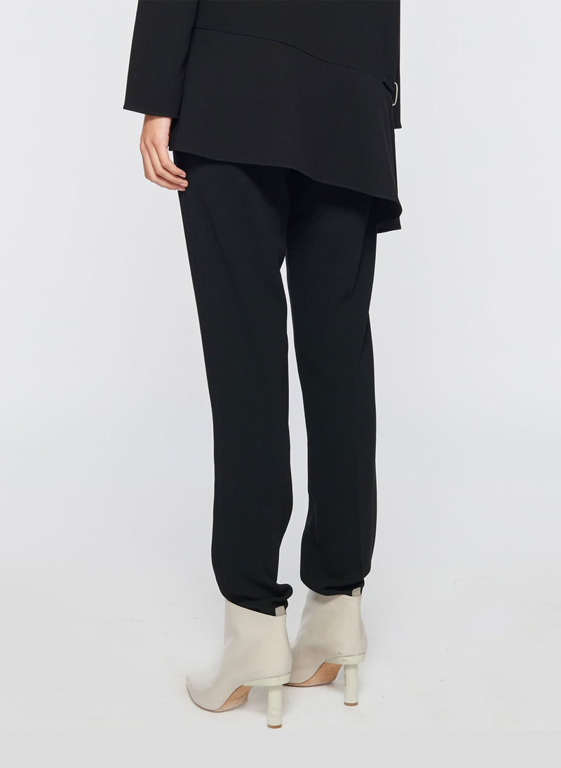 Triacetate Beatle Pant Black-3
