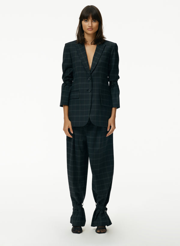 Finn Windowpane Blazer