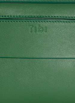 Tibi Bébé Bag Green/White Multi-5