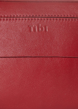 Tibi Bébé Bag Red-10