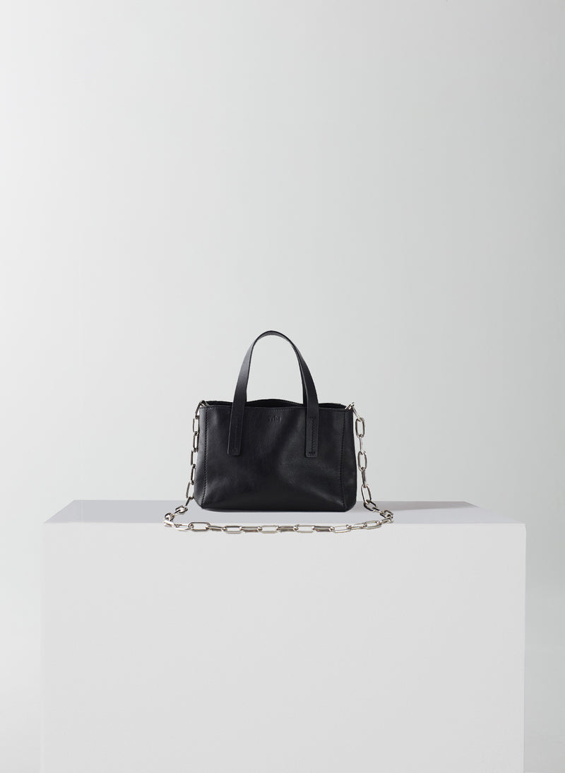 Tibi Le Client Mini Bag Black-6