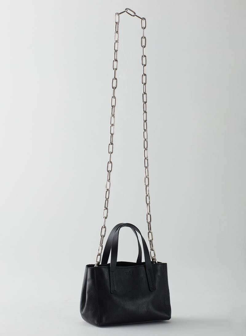 Tibi Le Client Mini Bag Black-7