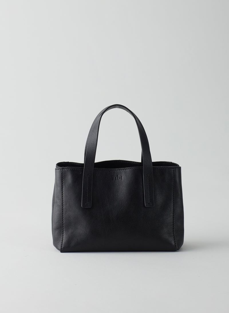 Tibi Le Client Mini Bag Black-8