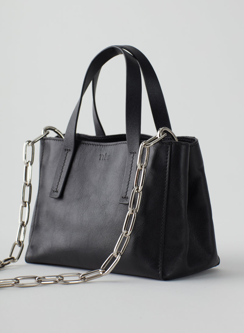 Tibi Le Client Mini Bag Black-9