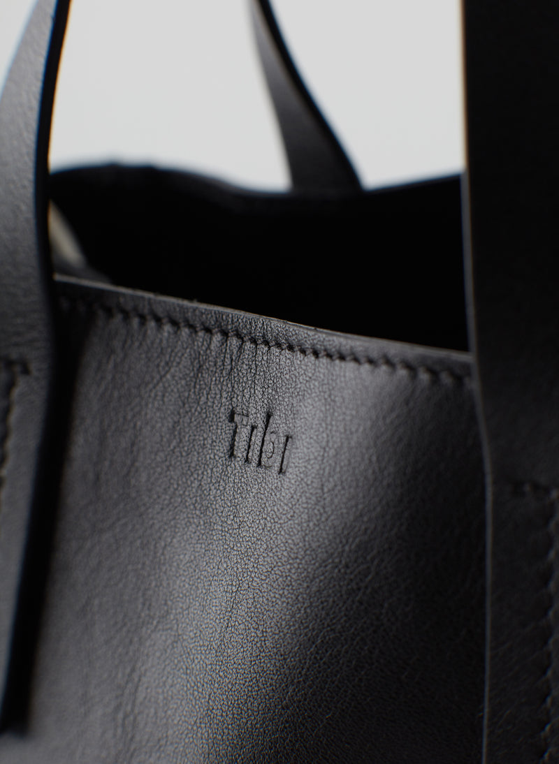 Tibi Le Client Mini Bag Black-10