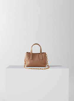 Le Client Mini Bag Soft Brown-1