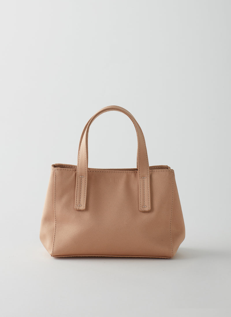Le Client Mini Bag Soft Brown-3