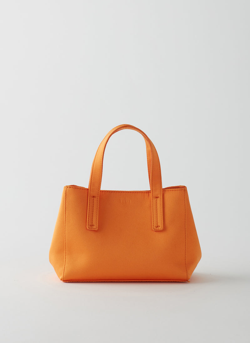 Le Client Mini Bag Tangerine-9
