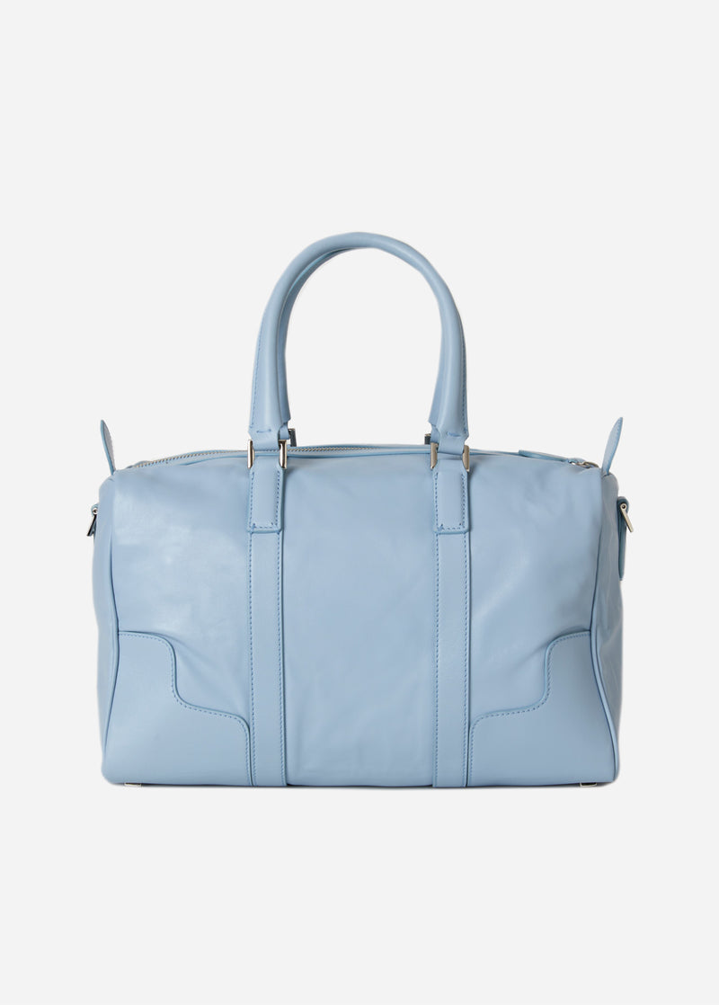 Tibi Mercredi Bag Blue Grey-2