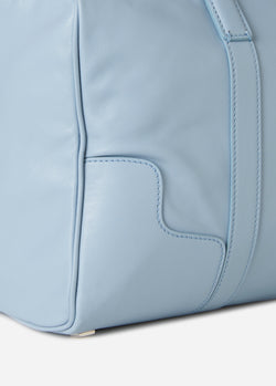 Tibi Mercredi Bag Blue Grey-3