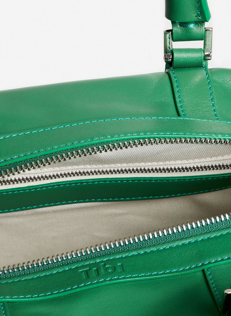 Tibi Mercredi Bag Green-14